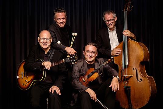 Das Taubitz/Dobler Swing Quartet